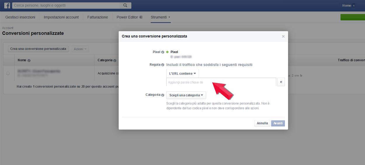 pixel facebook marketing