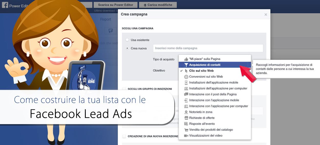 facebook marketing lead ads