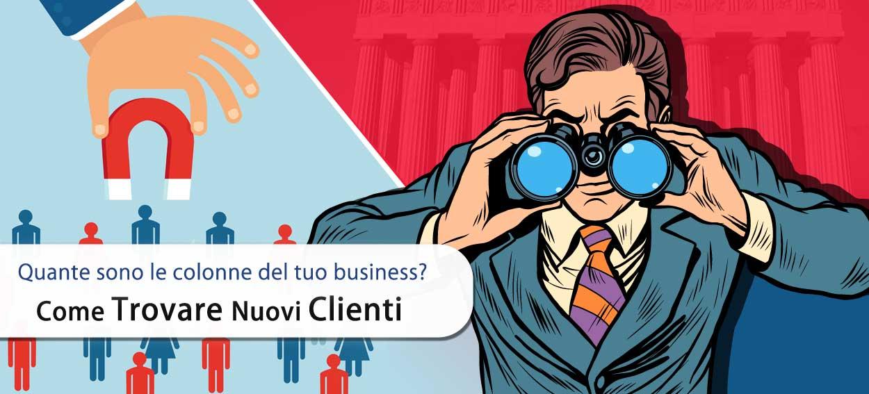 trovare nuovi clienti aziende professionisti