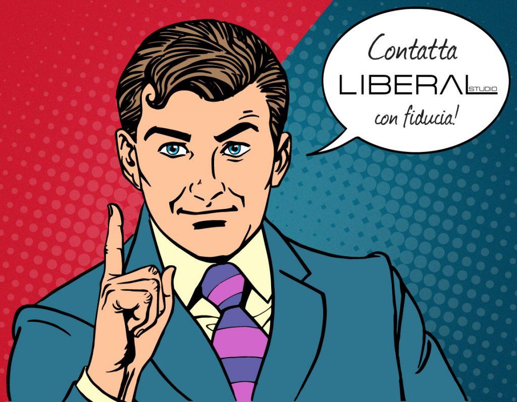 contatti liberal studio
