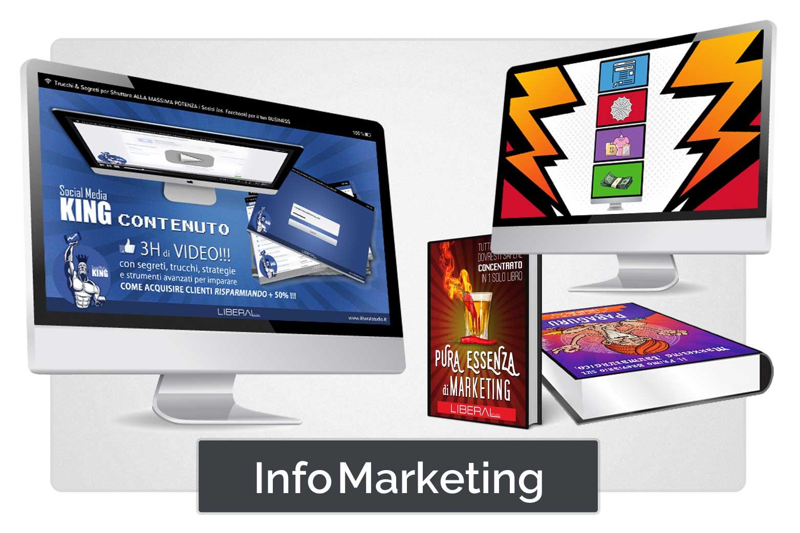 liberal studio infomarketing infoprodotti