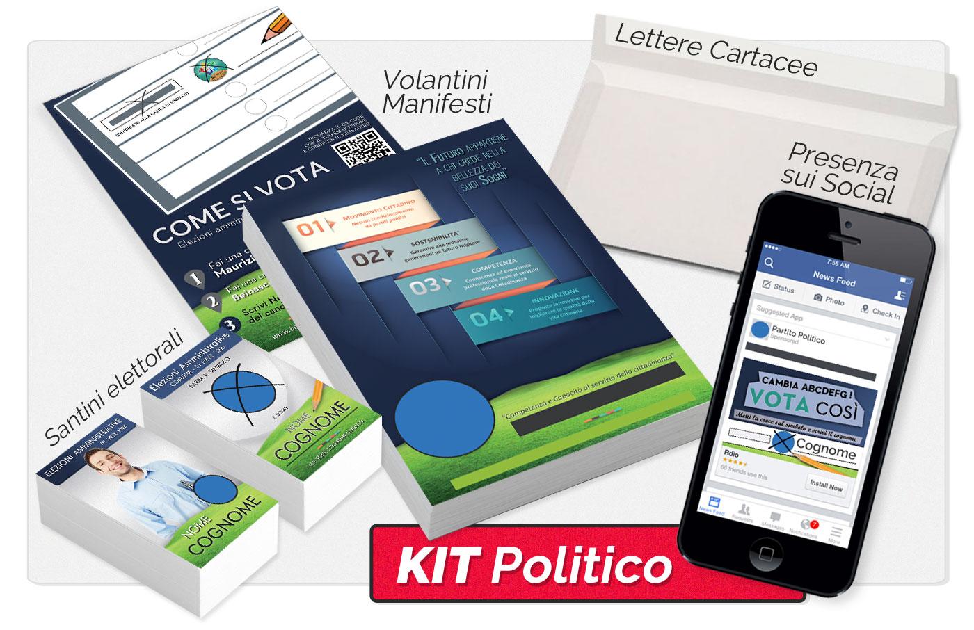 marketing politico candidato campagna elettorale