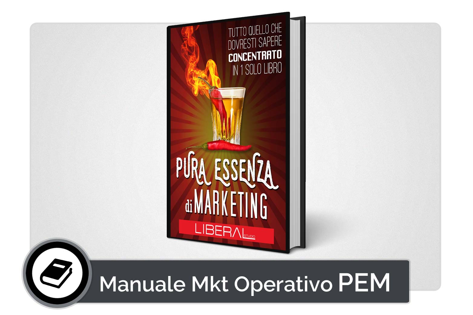 liberal studio infoprodotto libro marketing operativo