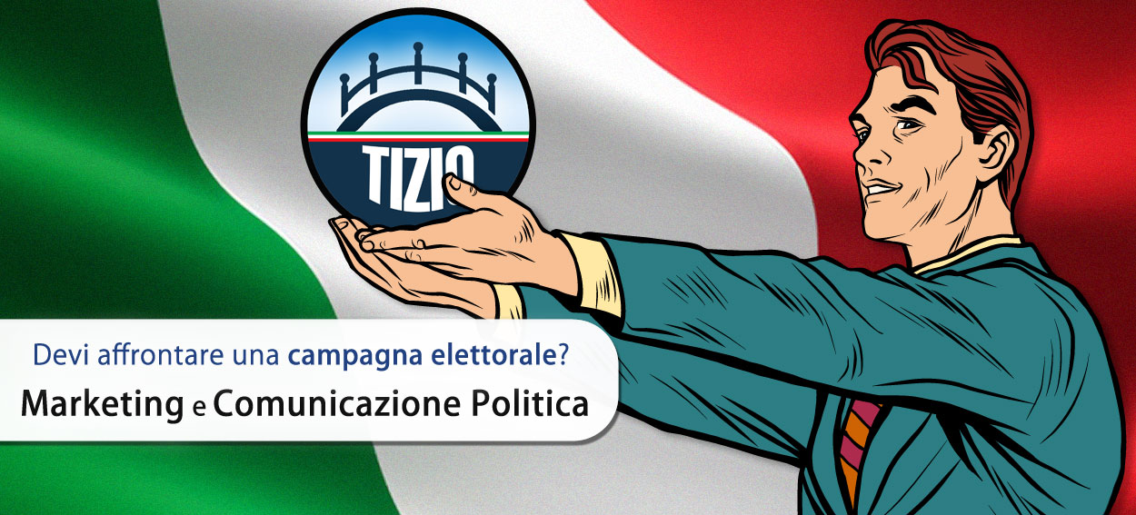 marketing politico per campagna elettorale